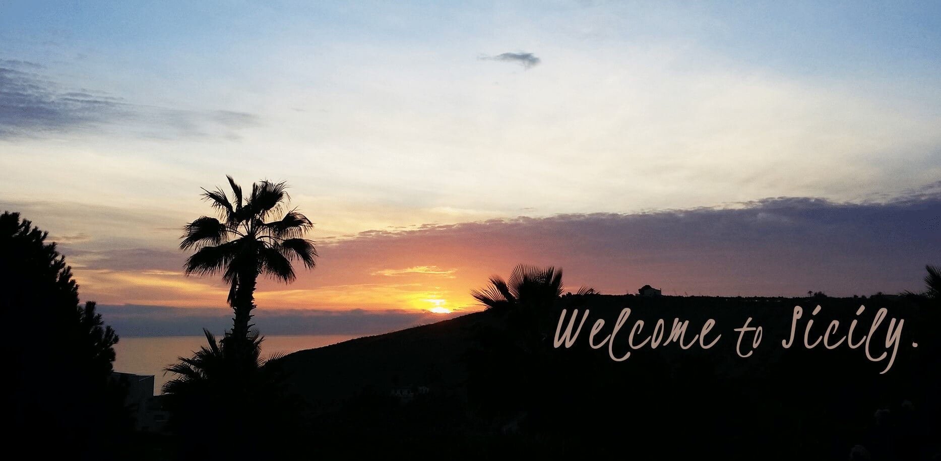 Benvenuti in Sicilia - Welcome to Sicily